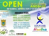 Open Menores, Veteranos y Absoluto Huelva